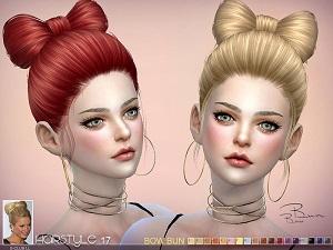 Женские прически (короткие волосы) - Страница 9 16376329