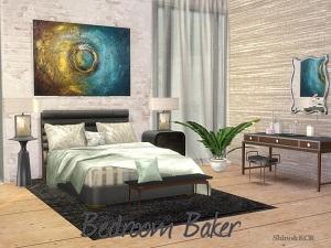 Спальни, кровати (модерн) - Страница 6 16376367