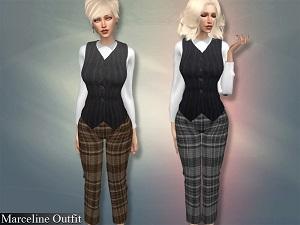 Повседневная одежда (сеты) - Страница 2 16376879