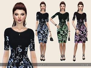 Повседневная одежда (платья, туники)  - Страница 17 16473992