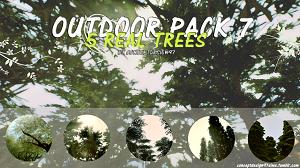 Растительность (кусты, деревья, камни) - Страница 2 16495729