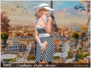Повседневная одежда (платья, туники)  - Страница 17 16515196