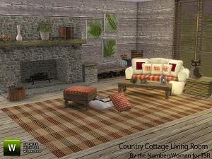 Гостиные, диваны (деревенский стиль) 16515489