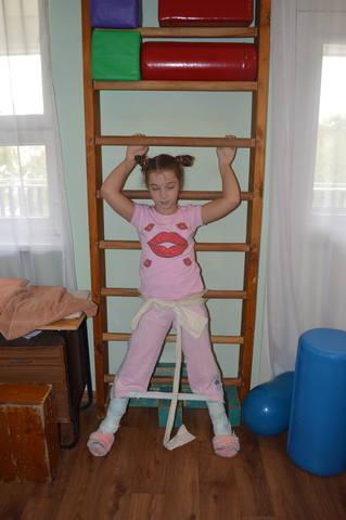 Забейворота Маргарита, 11 лет. ДЦП 16578580_m