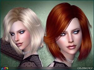 Женские прически (короткие волосы) - Страница 9 16589290