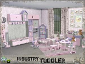 Комнаты для младенцев и тодлеров   - Страница 4 16737352