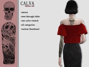 Татуировки - Страница 10 16973504
