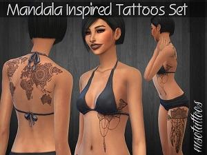 Татуировки - Страница 10 16973514