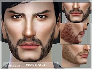 Борода, щетина - Страница 5 17031445