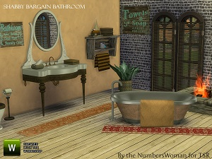 Ванные комнаты (антиквариат, винтаж) 17053585