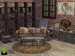 Гостиные, диваны (деревенский стиль) 17053842
