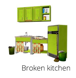 Кухни, столовые (деревенский стиль) - Страница 3 17112032