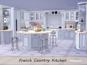 Кухни, столовые (деревенский стиль) - Страница 3 17112044