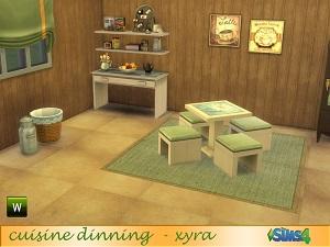 Кухни, столовые (деревенский стиль) - Страница 3 17112615