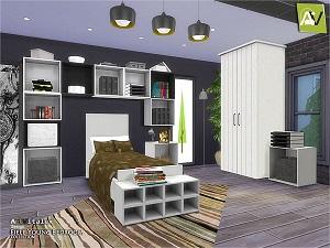 Спальни, кровати (модерн) - Страница 11 17134905