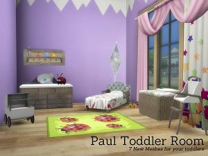 Комнаты для младенцев и тодлеров   - Страница 5 17135173