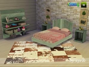 Спальни, кровати (деревенский стиль)   - Страница 2 17135287