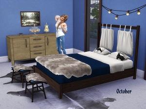 Спальни, кровати (деревенский стиль)   - Страница 2 17135292