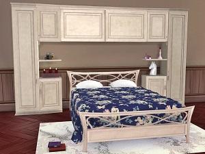 Спальни, кровати (деревенский стиль)   - Страница 3 17135340