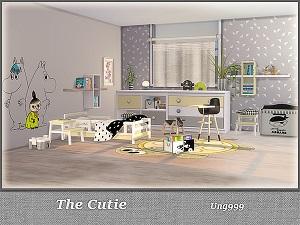 Комнаты для младенцев и тодлеров   - Страница 5 17148502