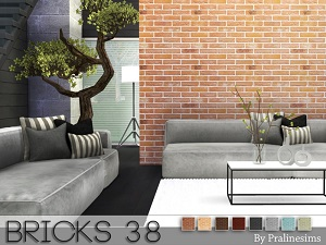 Обои, полы (бетон, камень, кирпич) - Страница 3 17153216