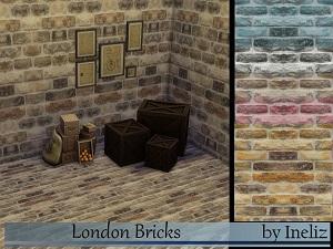 Обои, полы (бетон, камень, кирпич) - Страница 4 17153315