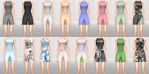 Повседневная одежда (комплекты с брюками, шортами) - Страница 4 17204085