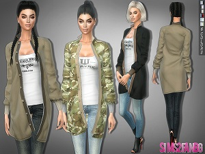 Повседневная одежда (комплекты с брюками, шортами)   - Страница 6 17204108