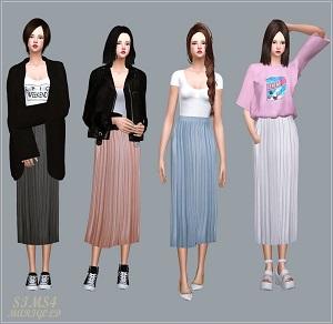 Повседневная одежда (юбки, брюки, шорты) - Страница 12 17214210