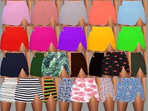 Повседневная одежда (юбки, брюки, шорты) - Страница 13 17214459