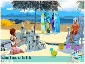 Декор для бассейна, пляжа 17222772