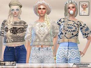 Повседневная одежда (сеты) 17223565