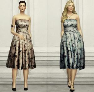 Формальная одежда, свадебные наряды - Страница 6 17224547