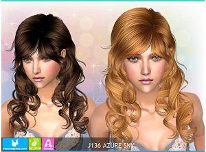 Женские прически (длинные волосы) - Страница 63 17236039