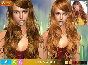 Женские прически (длинные волосы) - Страница 63 17236065