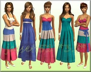 Повседневная одежда (платья, туники, комплекты с юбками) - Страница 64 17236295