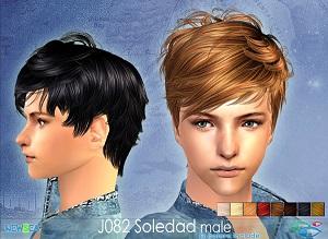 Мужские прически (короткие волосы, стрижки) - Страница 26 17236359