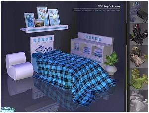 Комнаты для детей и подростков - Страница 9 17237059