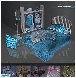 Спальни, кровати (модерн) - Страница 23 17237069