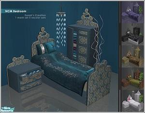 Спальни, кровати (восточные мотивы) - Страница 4 17237294