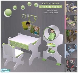 Комнаты для детей и подростков - Страница 9 17237314
