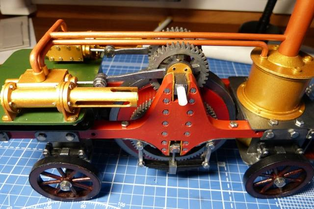 STIRLING'S TRACTION ENGINES Patent dated 12th December, 1859 - Страница 3 17271850_m