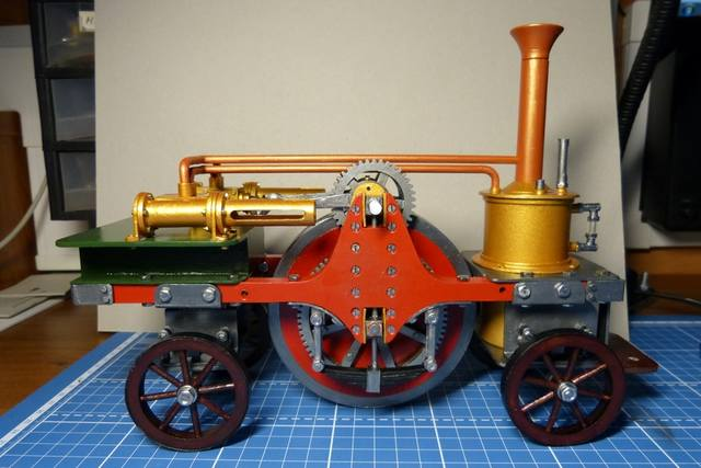 STIRLING'S TRACTION ENGINES Patent dated 12th December, 1859 - Страница 3 17271936_m