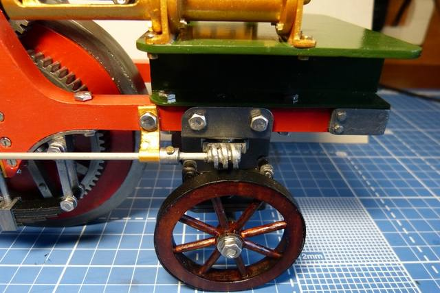 STIRLING'S TRACTION ENGINES Patent dated 12th December, 1859 - Страница 3 17345328_m