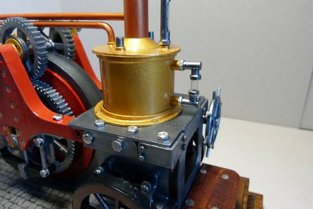 STIRLING'S TRACTION ENGINES Patent dated 12th December, 1859 - Страница 3 17393039_m