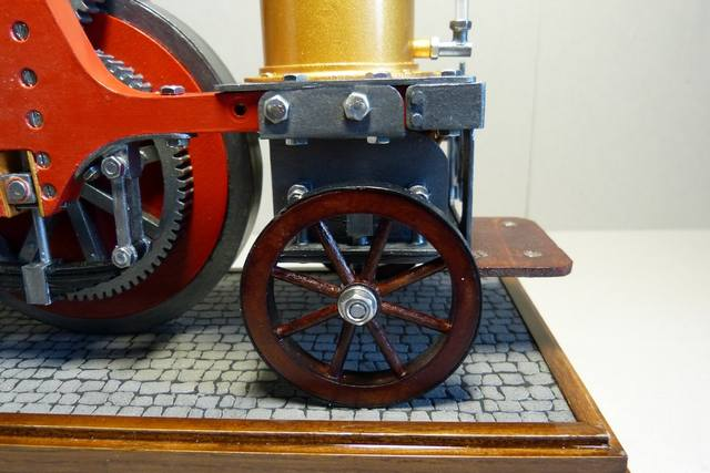 STIRLING'S TRACTION ENGINES Patent dated 12th December, 1859 - Страница 3 17393037_m