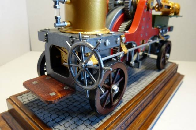 STIRLING'S TRACTION ENGINES Patent dated 12th December, 1859 - Страница 3 17393040_m