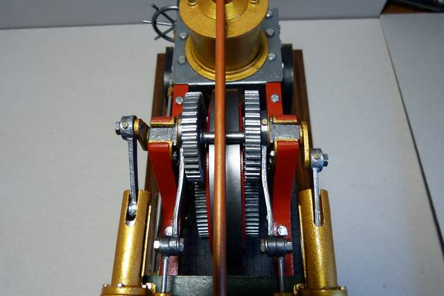 STIRLING'S TRACTION ENGINES Patent dated 12th December, 1859 - Страница 3 17393045_m