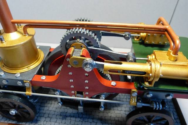 STIRLING'S TRACTION ENGINES Patent dated 12th December, 1859 - Страница 3 17393047_m