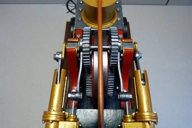 STIRLING'S TRACTION ENGINES Patent dated 12th December, 1859 - Страница 3 17393052_m